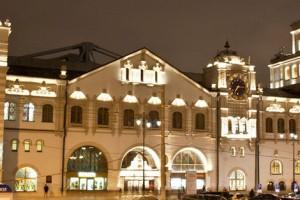 Такси Казанский вокзал