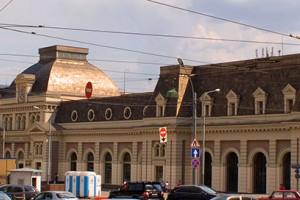 Такси Павелецикй вокзал