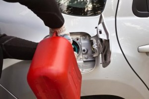 Доставка топлива до машины