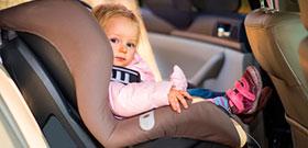 Сервис заказ такси с детским креслом