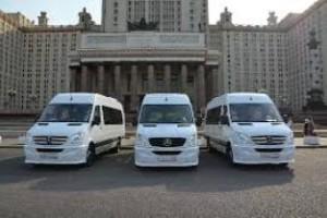 Аренда микроавтобуса не дорого