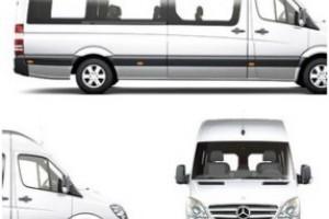 Заказ микроавтобуса Шереметьево